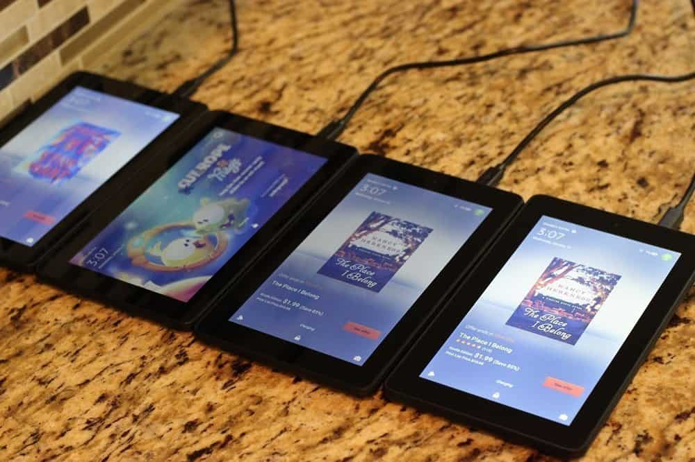 Kindle Fire Best Tablet Option for Kids