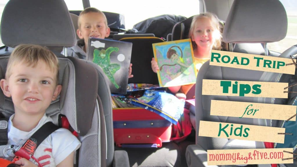 11 Good Road Trip Travel Ideas for Young Kids