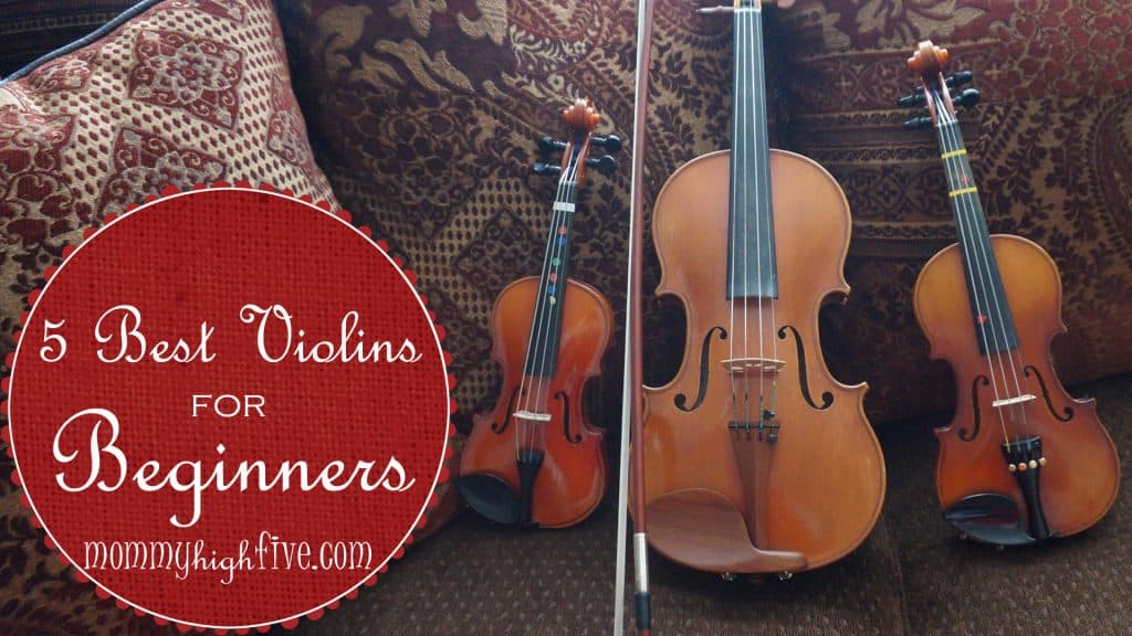 Top Beginner Violins