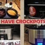 4 Good CrockPots for Busy Moms in 2018 – Recipes Included!