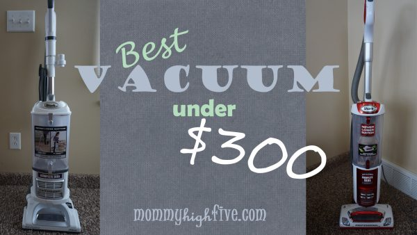 Best Bagless Vacuum under $300