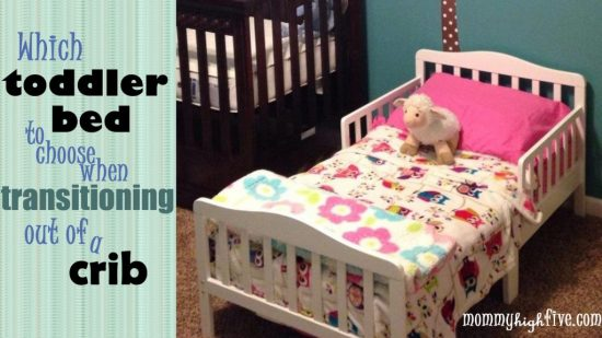 Top Transition Toddler Beds