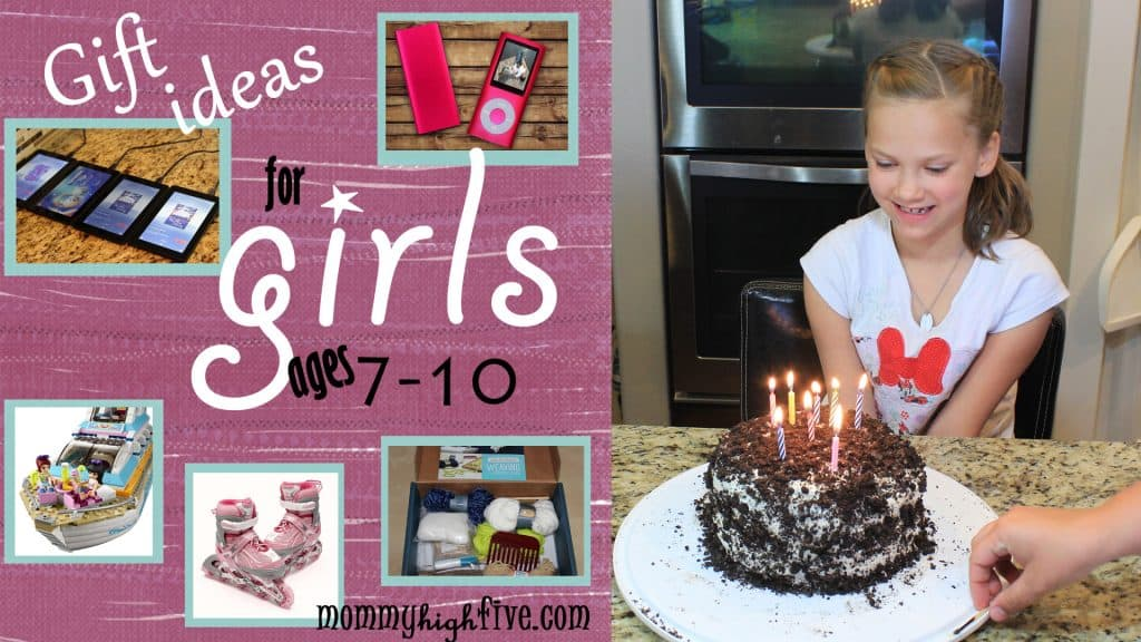 5 Best Christmas Gift Ideas for Girls Ages Seven to Ten 2018