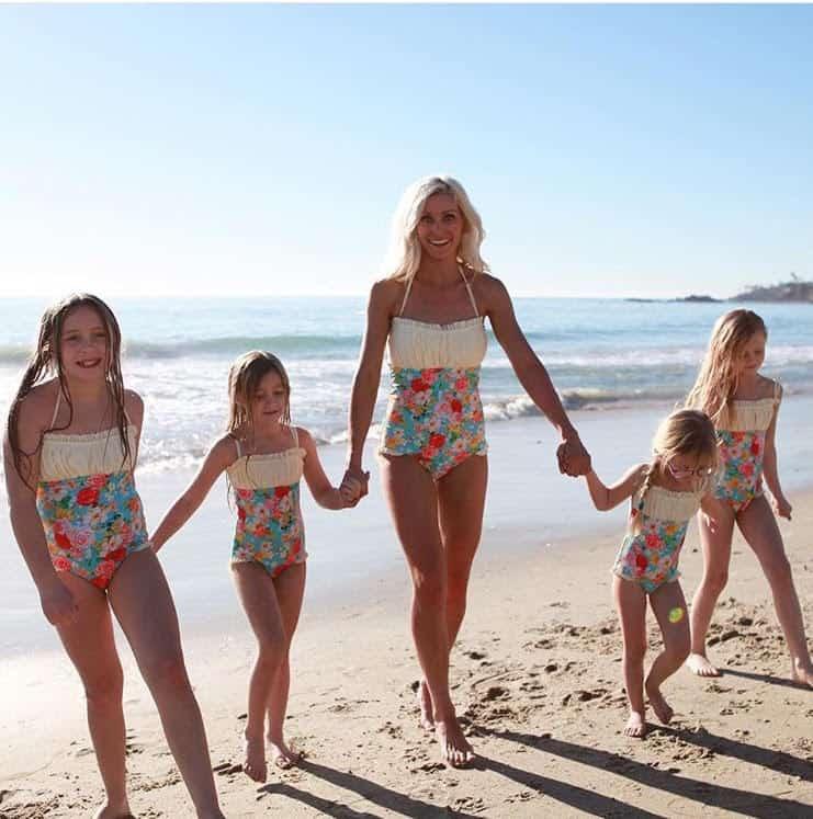 Rad Swimwear Family Picture