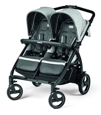 Cadillac of Double Strollers Peg Perego