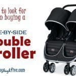 The Best Side by Side Double Strollers 2019