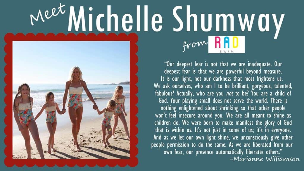 Inspiring Moms with Michelle Shumway