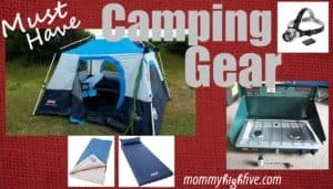 The Best Budget Camp Gear for Summer and Winter Camping With Kids 2017