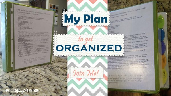 Celiac disease, how to get organized