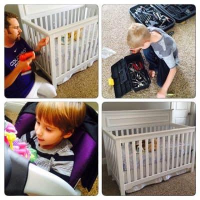 Budget Convertible Crib