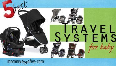 Best Stroller Travel System Car Seat Combos 2018