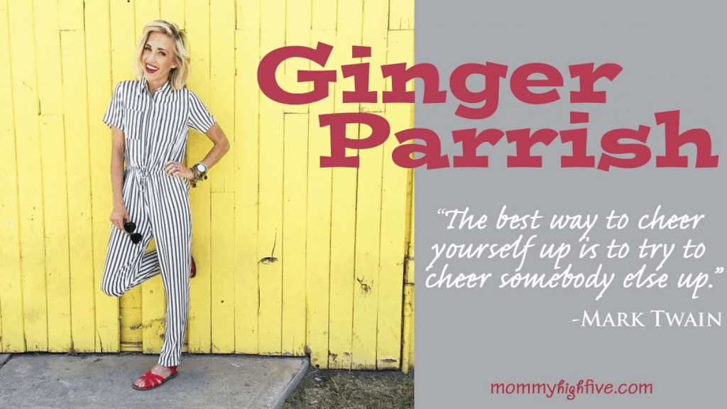 Ginger Parrish – Mom and Instagram Sensation