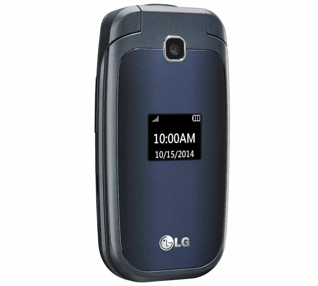 T-Mobile LG 450 Flip Phone