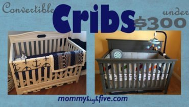5 Best Budget Convertible Cribs from Under $200 to $300 2018