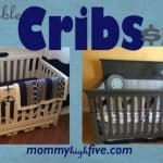 5 Best Budget Convertible Cribs from Under $200 to $300 2019
