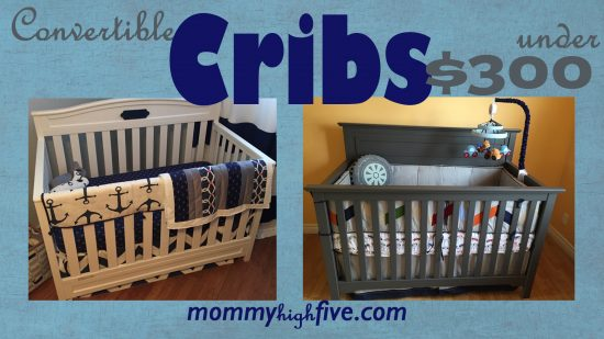 Top Budget Convertible Cribs under $300