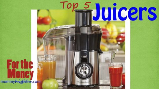 These are the 5 best juicers for the money