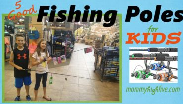 5 Good Fishing Poles for Kids