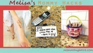 4 Good Mommy Hacks for Making Life Easier
