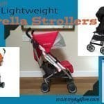 5 Good Budget Lightweight Umbrella Strollers 2019