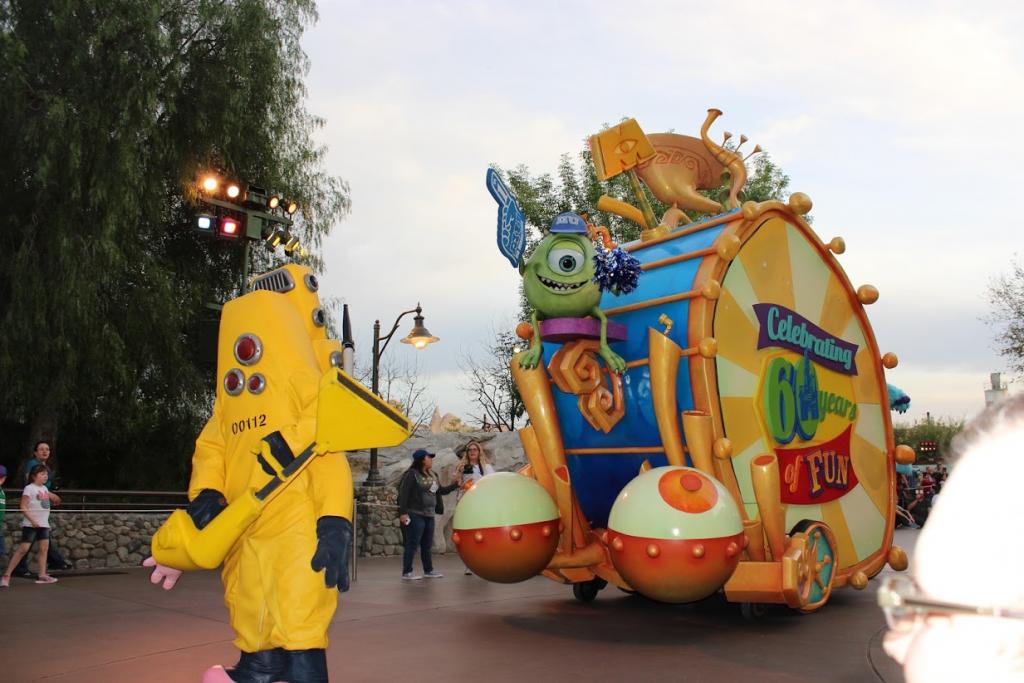 Disney Parade Magic with Kids