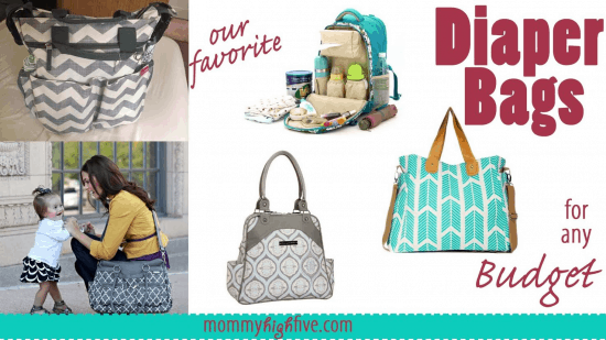 Diaper Bags on a Budget