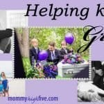 5 Tips for Helping Kids to Grieve the Loss of a Sibling