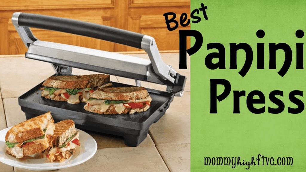 Best Budget Panini Presses