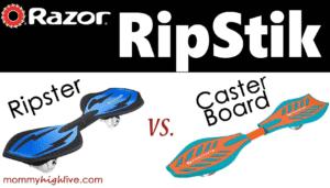 Razor RipStik Ripster vs Caster Board – Which do You Need?