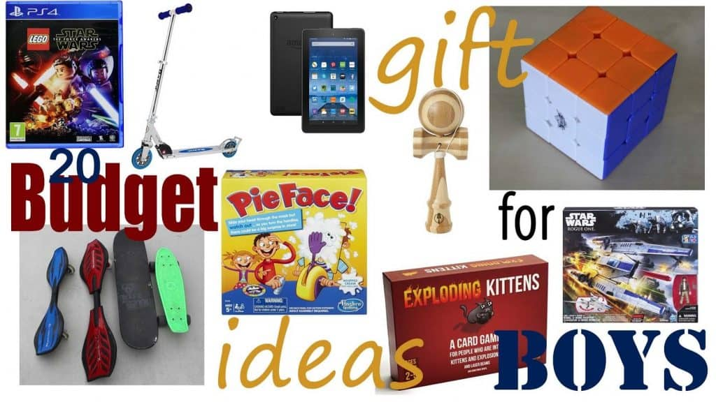 Put Together Toys For Boys : Budget christmas gift ideas for boys from to under