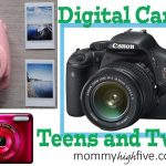5 Good Budget Digital Cameras for Teens and Tweens 2018