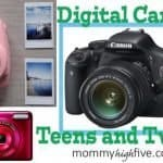 15 Fun and Cool Digital Cameras for Teens and Tweens 2020