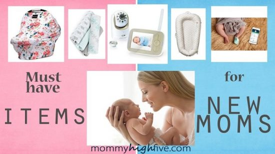Must-Haves for New Moms