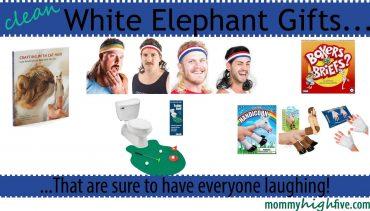 Best Christmas White Elephant Gift Ideas for 2018