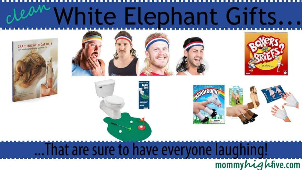 21 Great Clean And Funny White Elephant Gifts For Christmas 2020