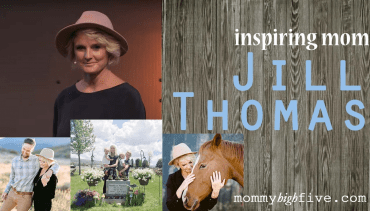 Meet Jill Thomas – Inspiring Mom of Five