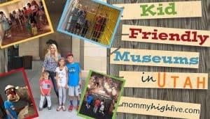 5 Kid-Friendly Museums in Utah