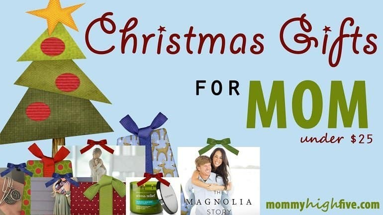 14 budget christmas gift ideas for mom under 25 2018 Christmas ideas for mothers