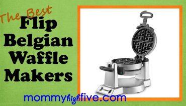 Best Flip Belgian Waffle Makers