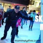 Five Family Friendly Ice Skating Rinks in Utah