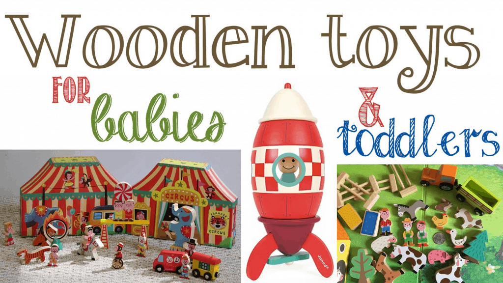 Best Wooden Toys For Toddlers : Best wooden toys gift ideas for toddlers babies and