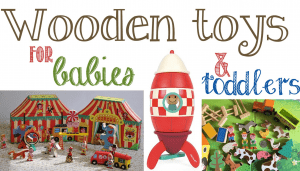 9 Best Wooden Toys Gift Ideas for Toddlers, Babies, and 1-Year-Olds 2018