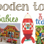 9 Best Wooden Toys Gift Ideas for Toddlers and Babies