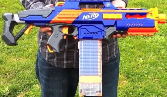 N-Strike Elite Rapidstrike CS-18 Blaster