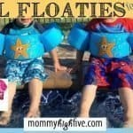 5 Good Swim Floaties for Toddlers and Preschoolers 2018