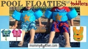 Pool Floaties for Toddlers