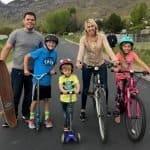 Five Kid-Friendly Bike Paths in Utah
