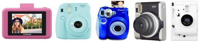 Instant Cameras for Kids
