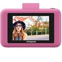 Polaroid Snap Touch Instant Camera LCD Pink 200