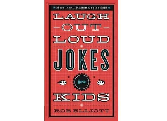 Joke Book for 8-year-old boy gift